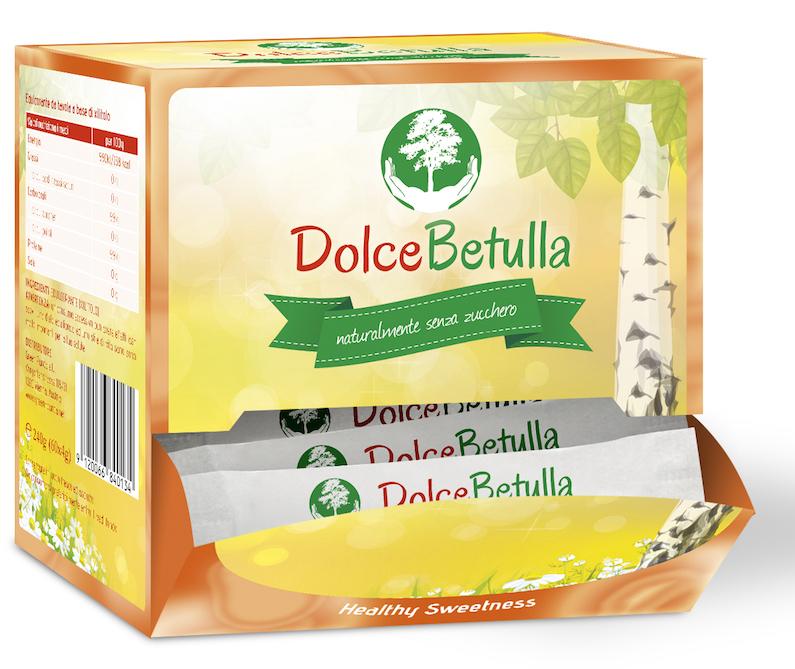 DolceBetulla (xilitolo) bustine monodose